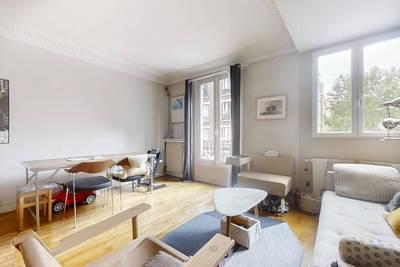 Vente appartement 3pièces 64m² Paris 20E (75020) - 620.000€