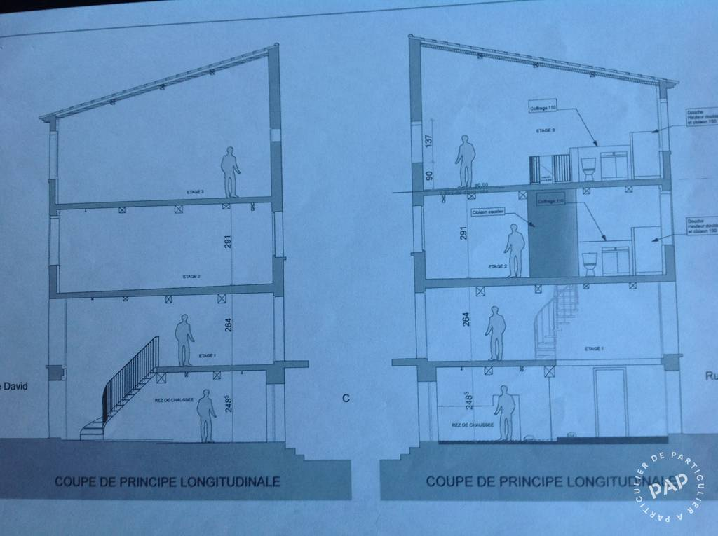 Vente Maison Pézenas (34120) 75m² 210.000€