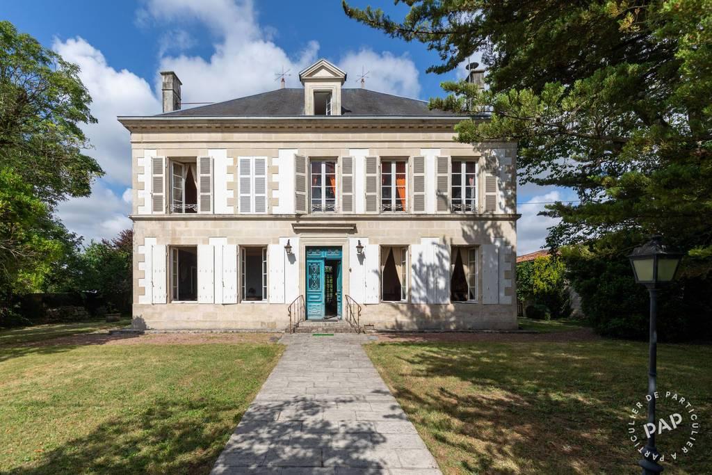 Vente Maison Villeneuve-La-Comtesse