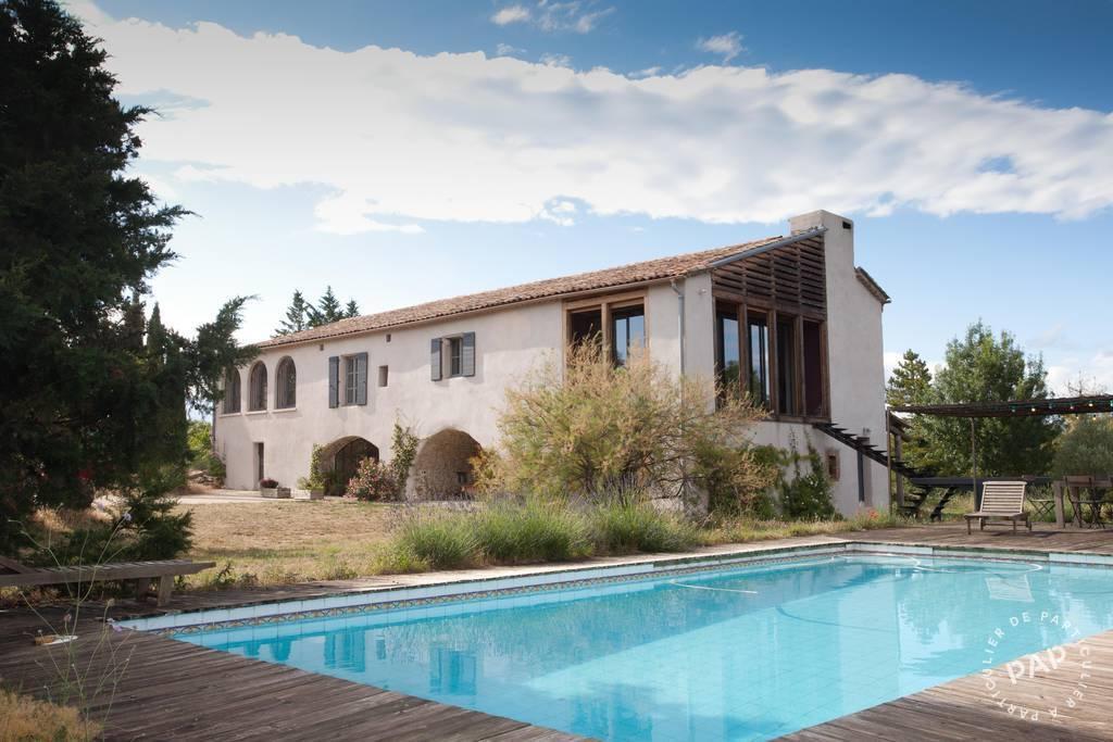Vente Maison Rousson (30340)