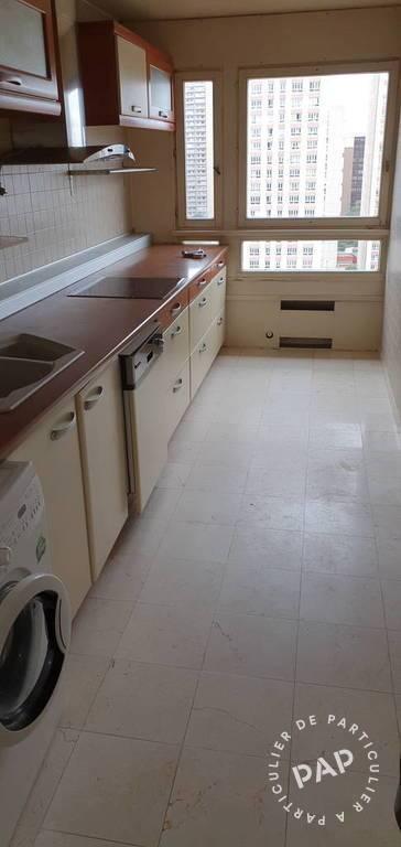 Location immobilier 2.600€ Paris 13E (75013)