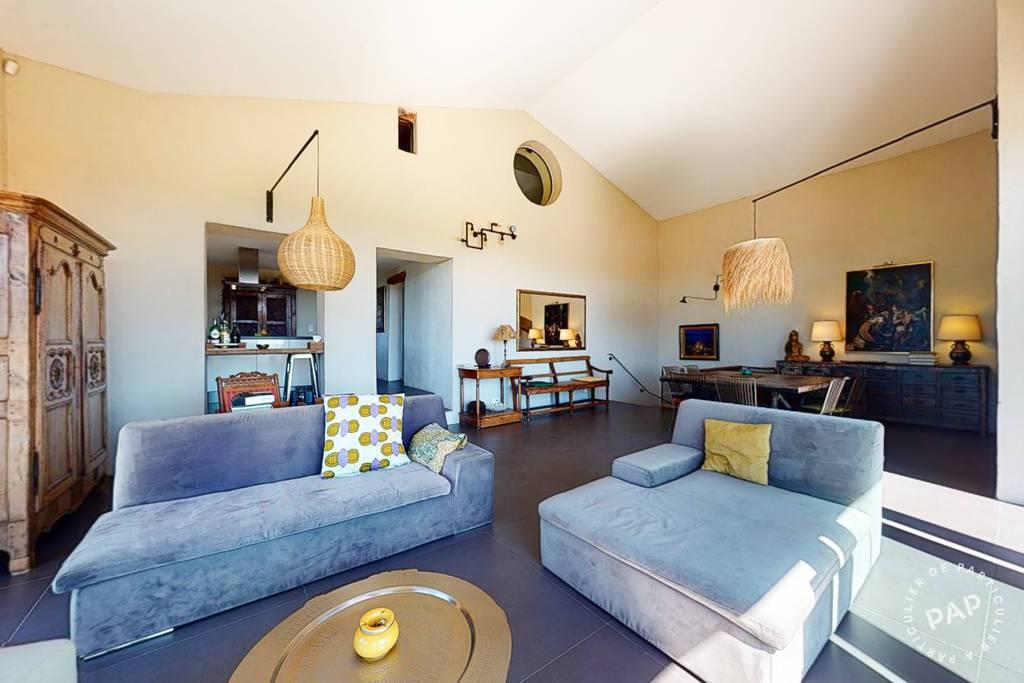 Maison 1.200.000€ 399m² Rousson (30340)