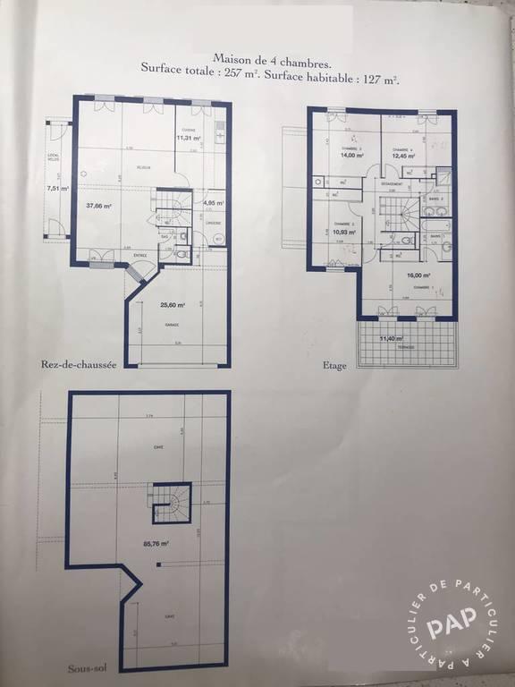 Maison 127m²