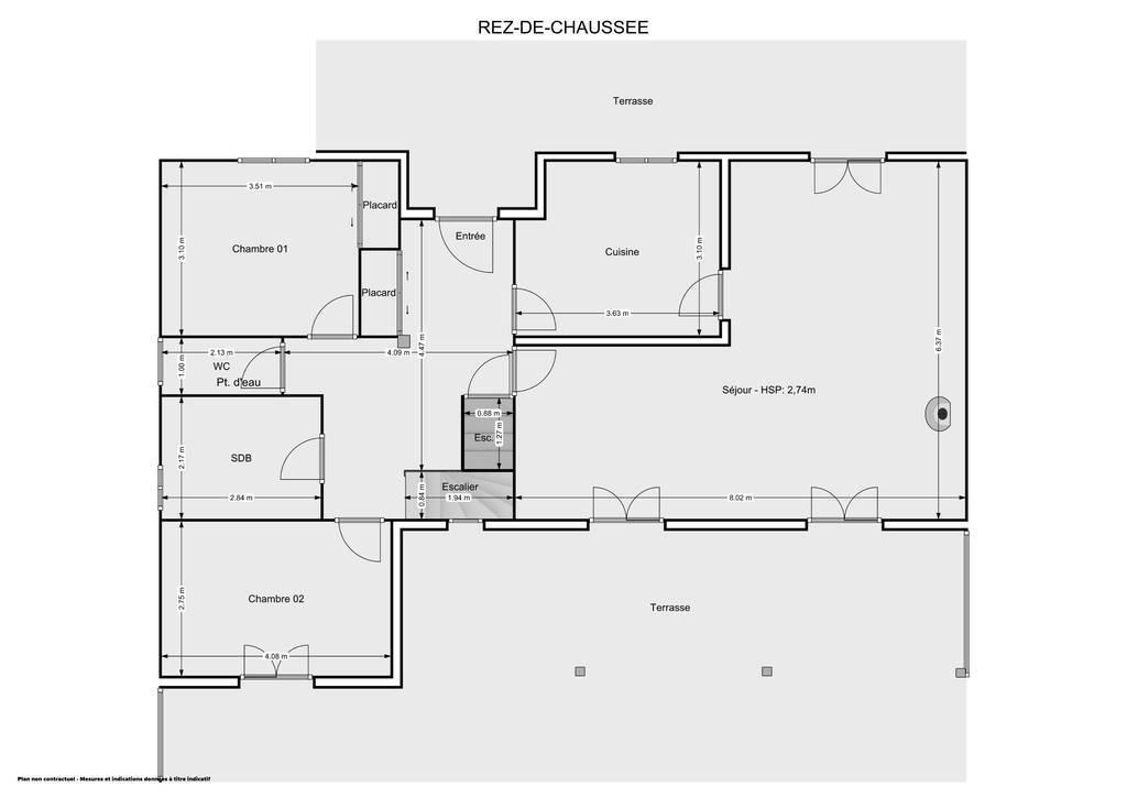 Vente Maison Lagardelle (46220)