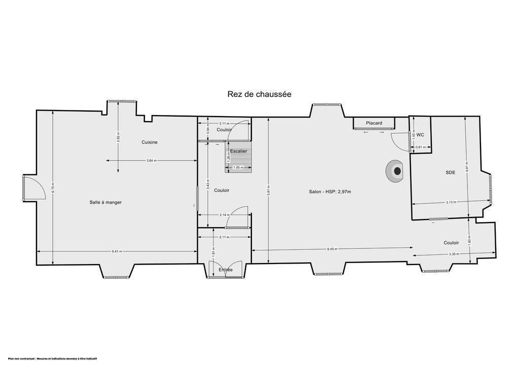 Vente Maison 180m²