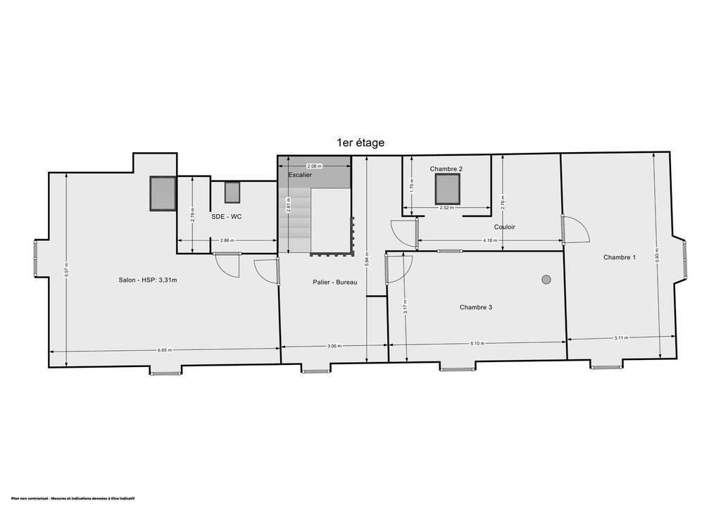 Maison 345.000€ 180m² Gez (65400)