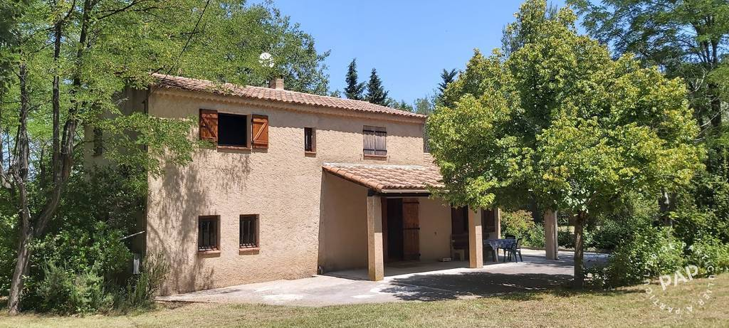 Vente Maison Montmeyan (83670) 95m² 260.000€