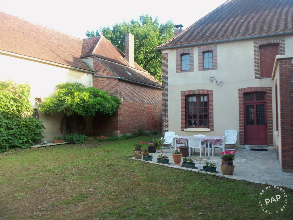 Vente Maison Germigny 20Min De Sens 210m² 279.000€