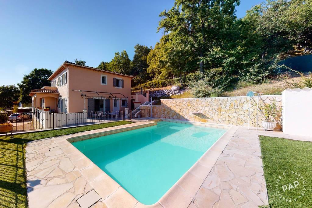 Vente Maison Comprenant T2  À Saint-Vallier-De-Thiey (06460) 170m² 625.000€
