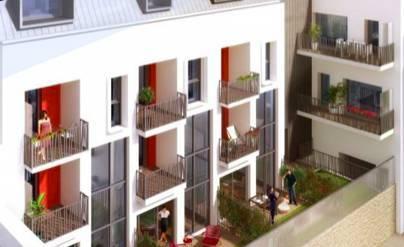 Vente appartement 28m² Nantes (44000) - 195.000€