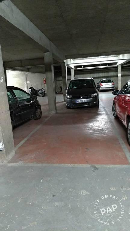 Vente Garage, parking - Jeanne D'arc - Paris 13E (75013) 14m² 28.000€