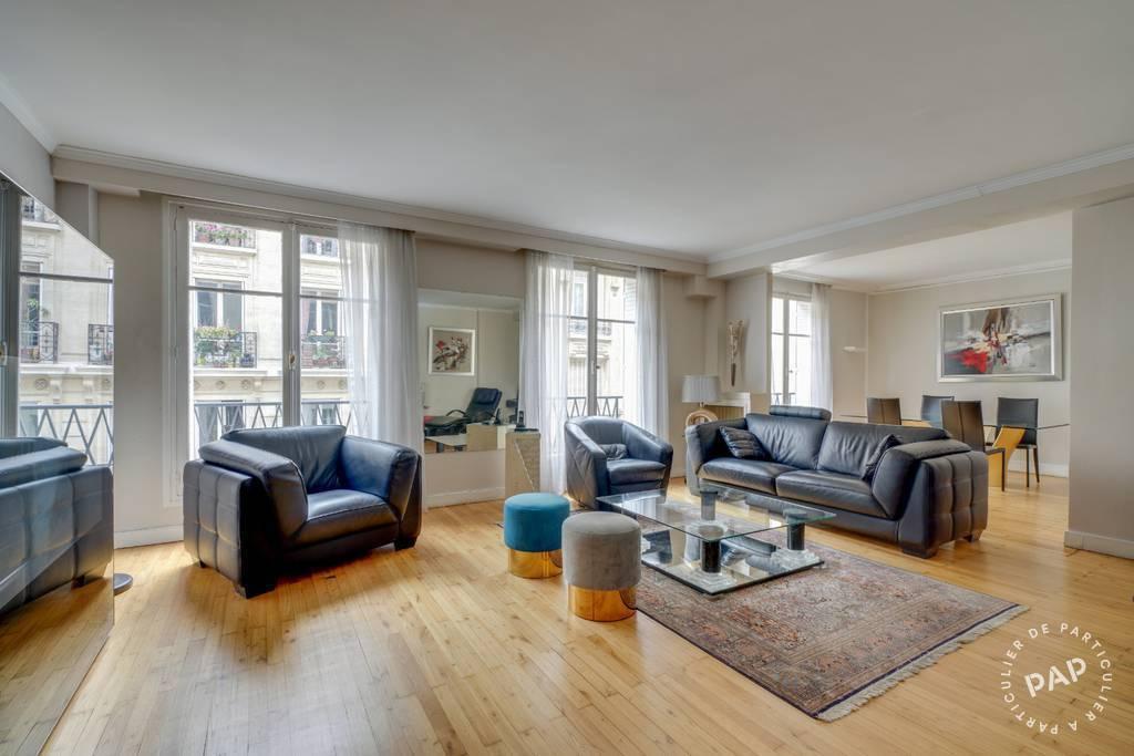 Vente Appartement Paris 16E (75116) 109m² 1.350.000€