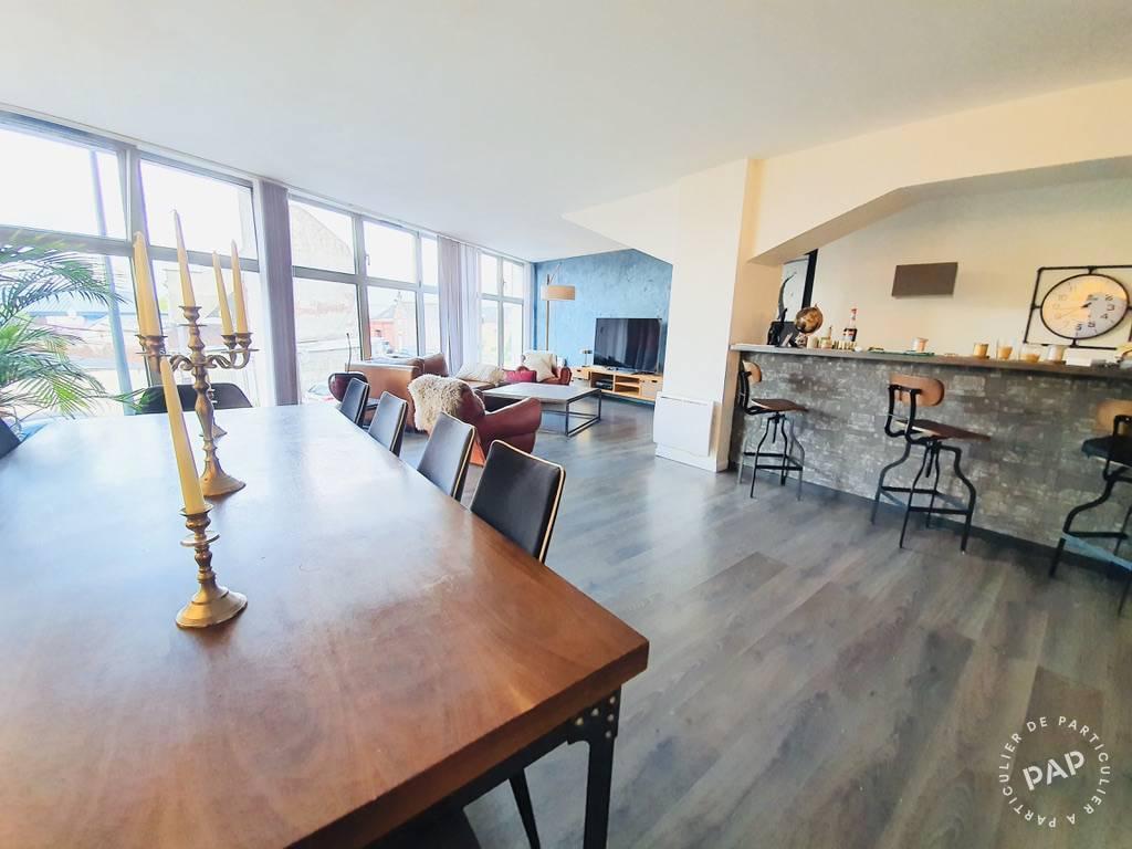 Vente Appartement Roubaix (59100) 169m² 255.000€