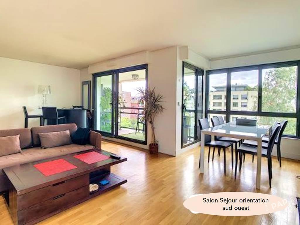 Vente appartement 4 pièces Paris 17e