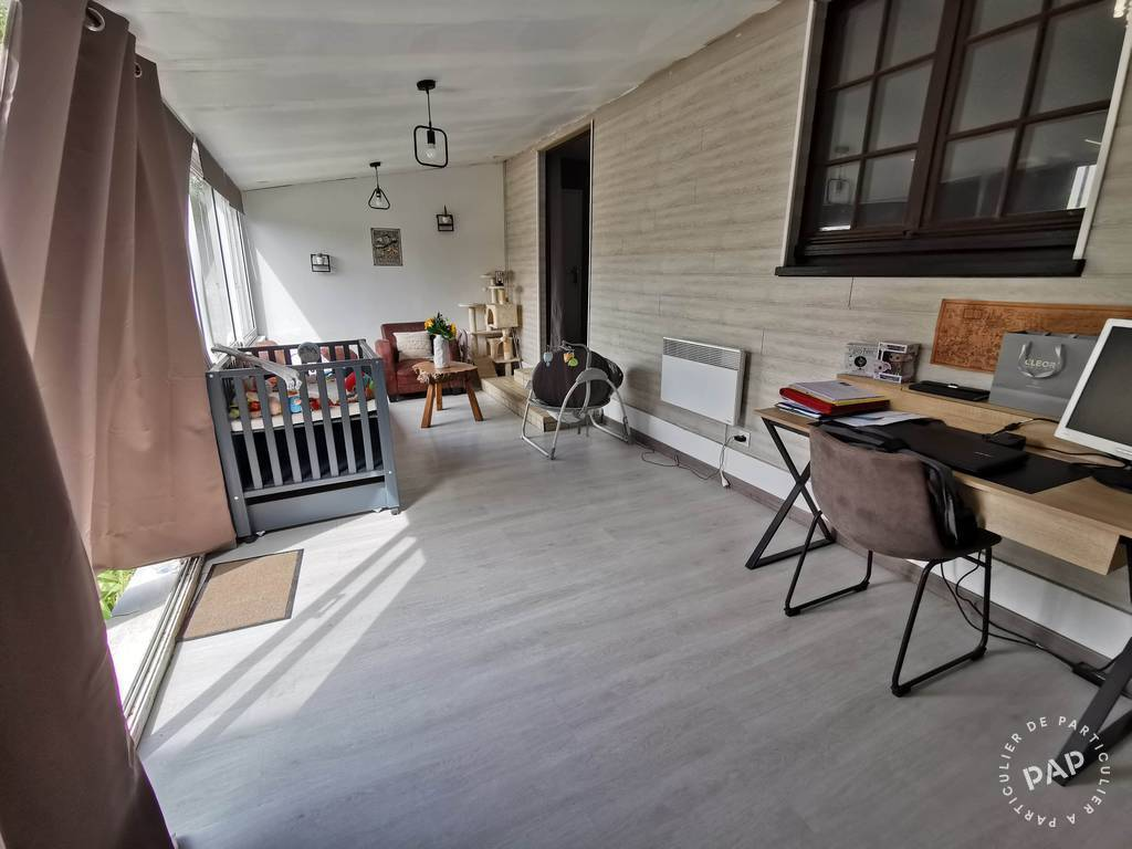 Vente maison 3 pièces Guerbigny (80500)