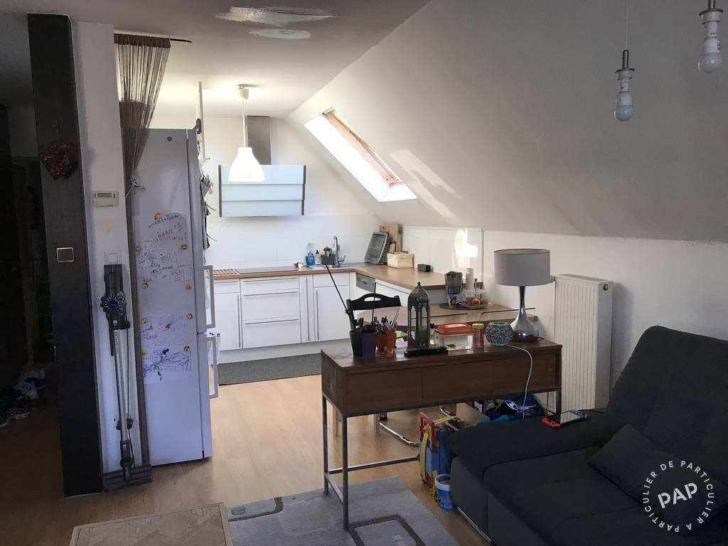 Vente appartement 4 pièces Oberschaeffolsheim (67203)