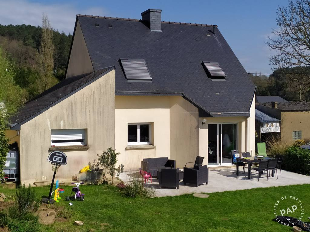 Vente Maison Baud (56150)