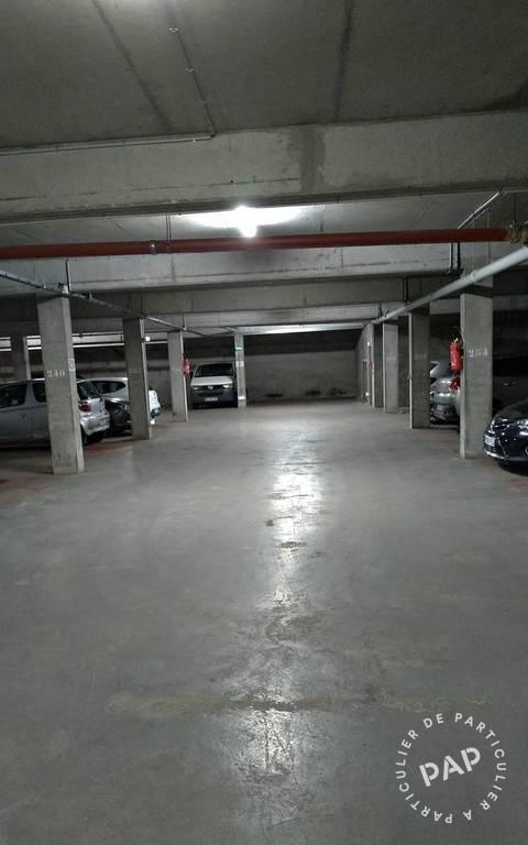 Vente Garage, parking - Jeanne D'arc - Paris 13E (75013)