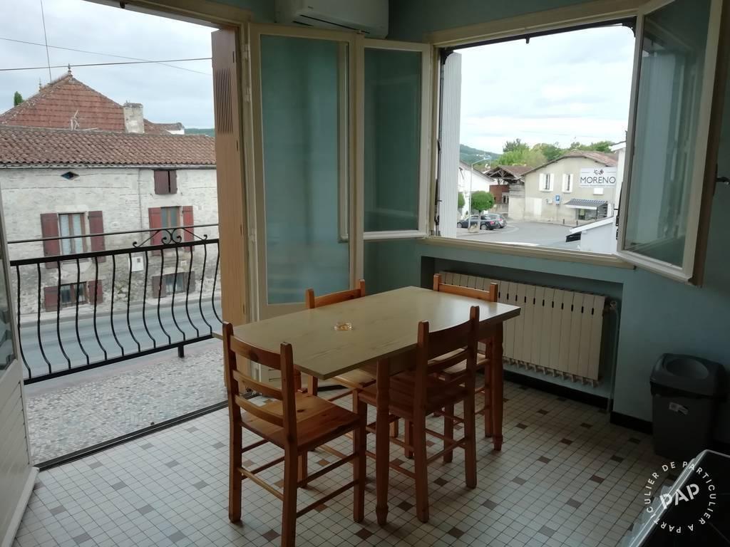 Vente et location immobilier 162.000€ Saint-Sylvestre-Sur-Lot (47140)