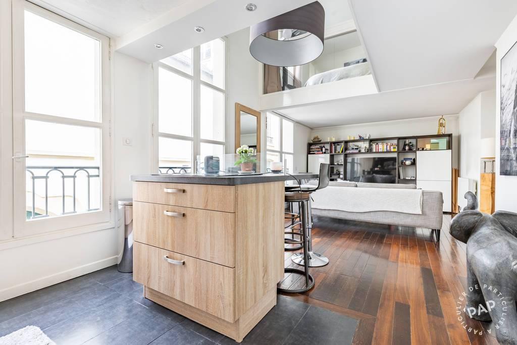 Vente immobilier 1.740.000€ Paris 4E (75004)