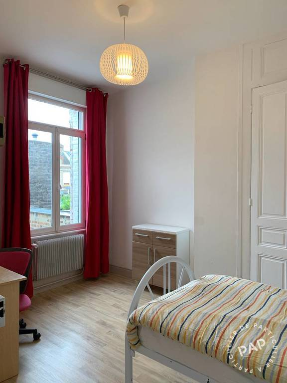 Location immobilier 480€ Amiens (80090)
