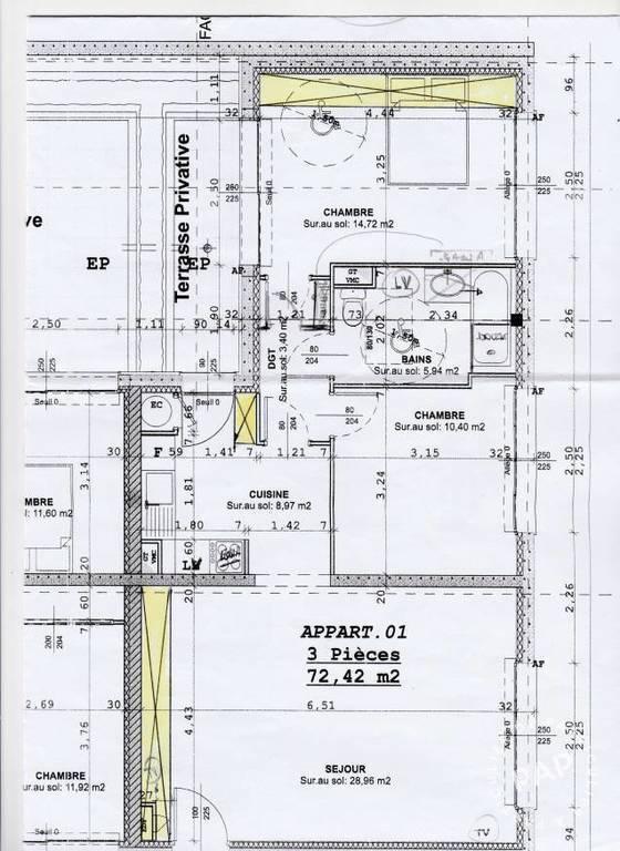 Appartement Chantilly 330.000€