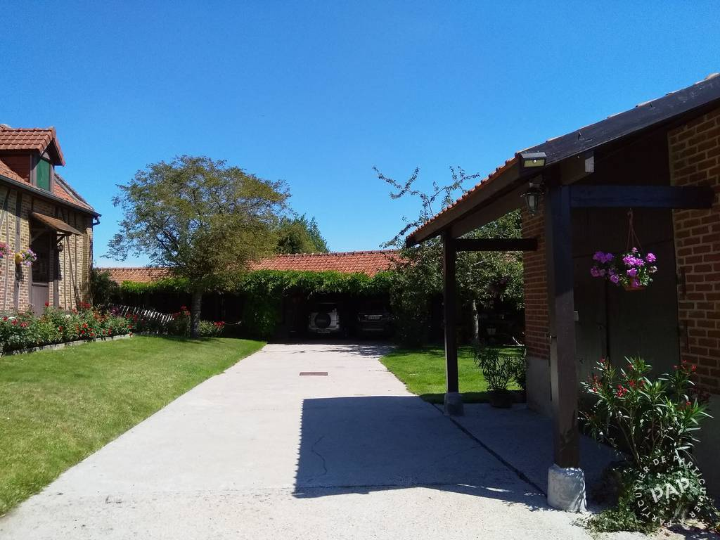 Maison Montigny-Les-Jongleurs 340.000€