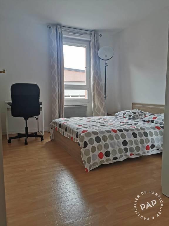 Appartement 500€ 85m² Villetaneuse (93430)