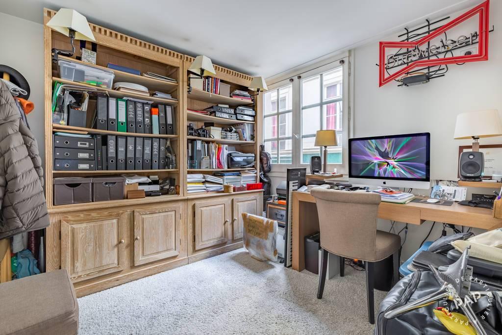 Appartement 1.740.000€ 73m² Paris 4E (75004)