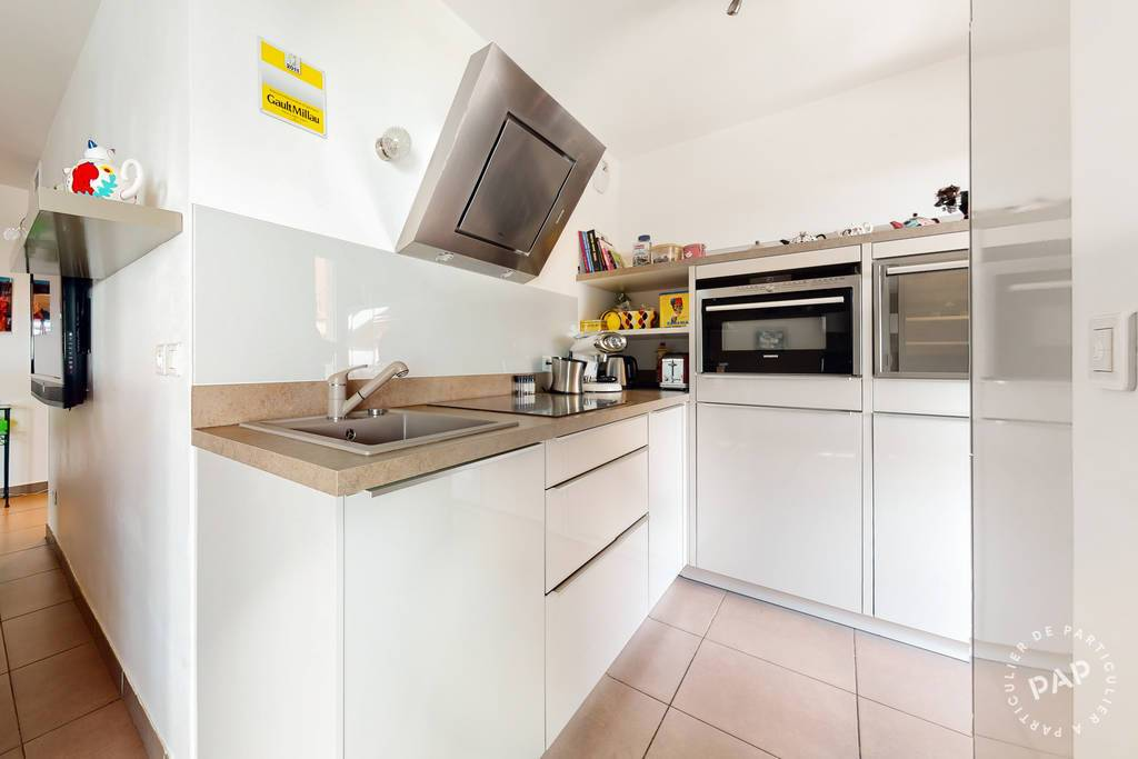 Appartement 285.000€ 47m² Saint-Laurent-Du-Var (06700)