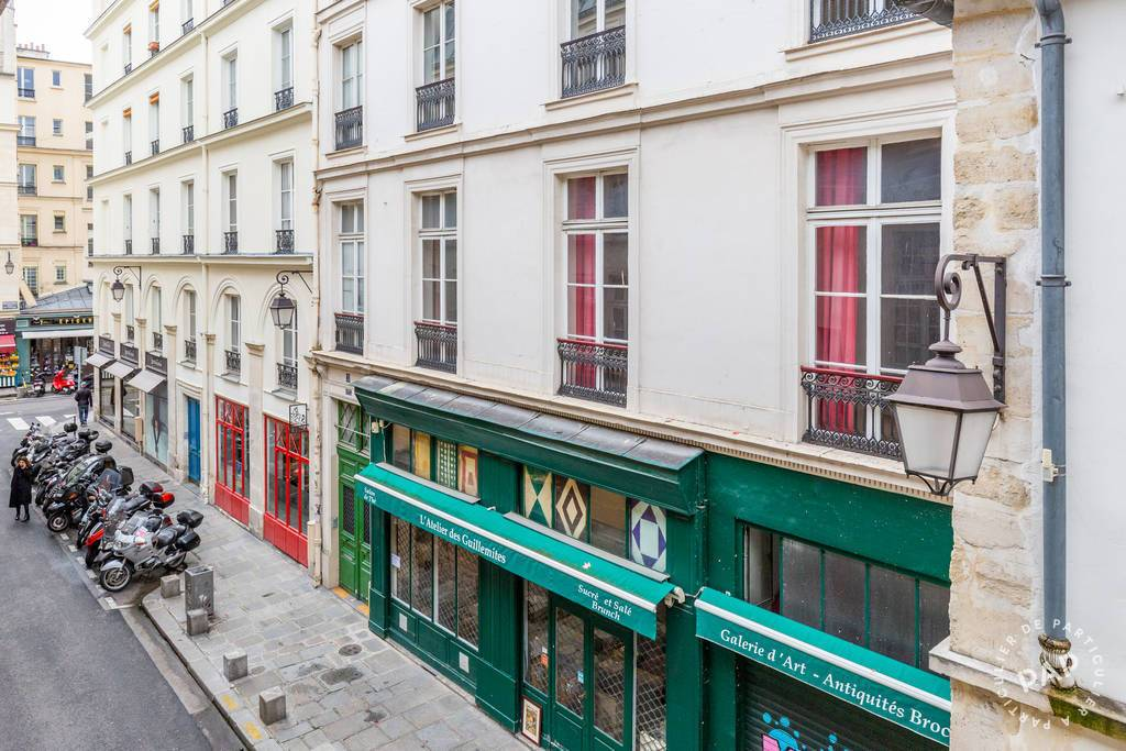 Vente Paris 4E (75004) 73m²