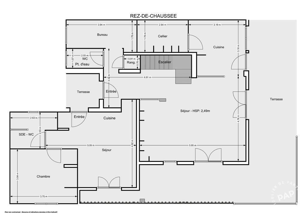 Maison Comprenant T2  À Saint-Vallier-De-Thiey (06460) 625.000€