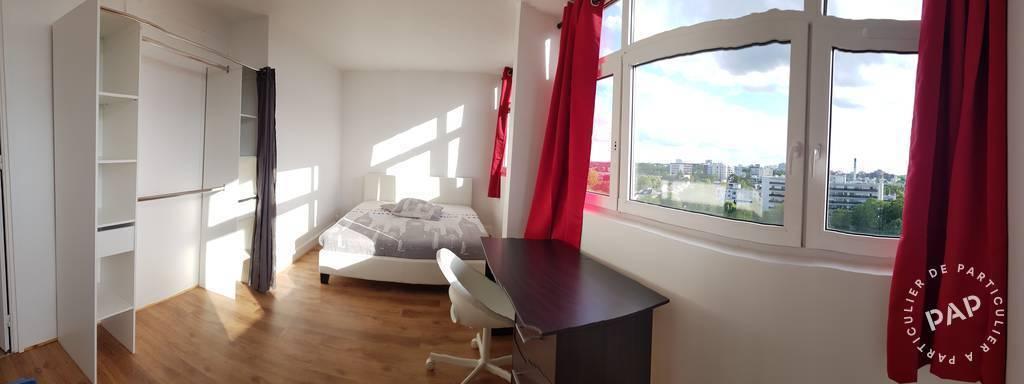 Location Appartement Évry (91000) 9m² 400€