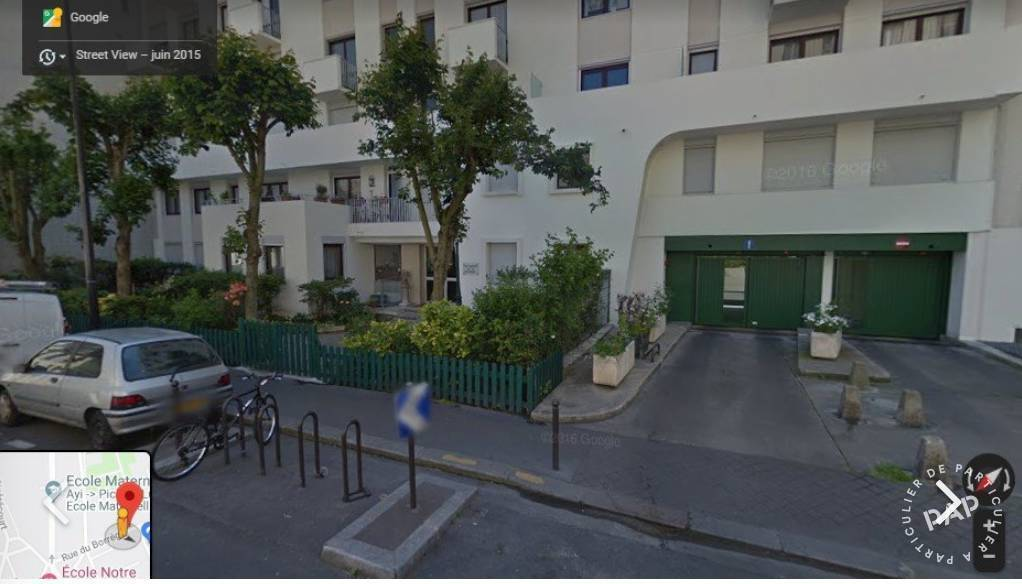 Vente Garage, parking Paris 20E (75020)  15.000€