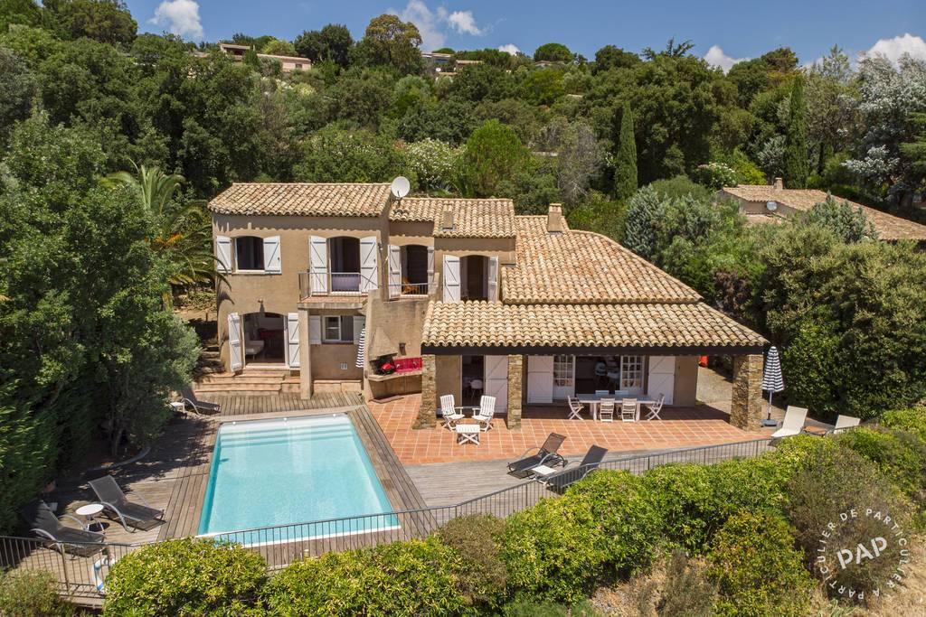 Vente Maison 8 Km Golfe De Saint-Tropez / Grimaud 180m² 1.090.000€