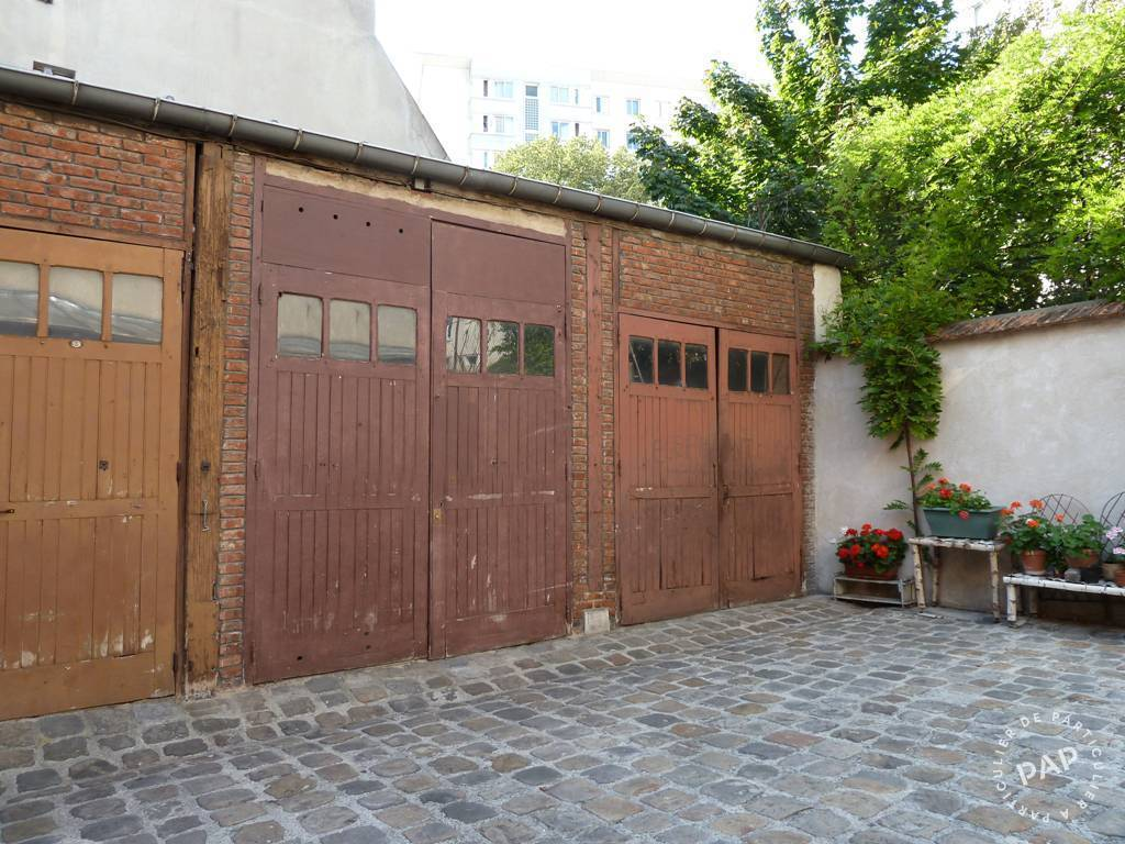 Vente Garage, parking Paris 19E (75019)  73.000€
