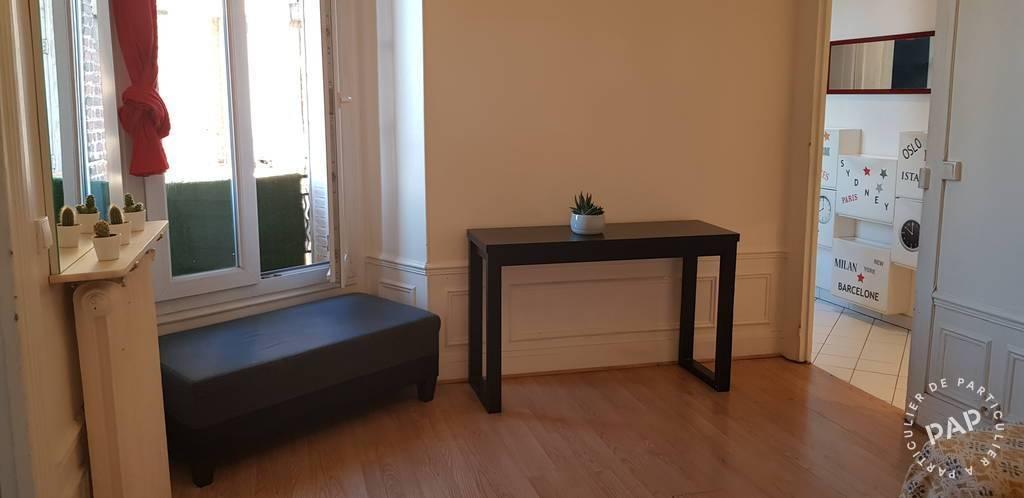 Vente appartement 2 pièces Clichy (92110)