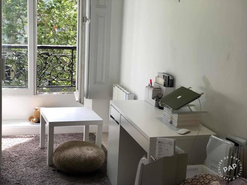 Vente appartement 10 pièces Paris 10e