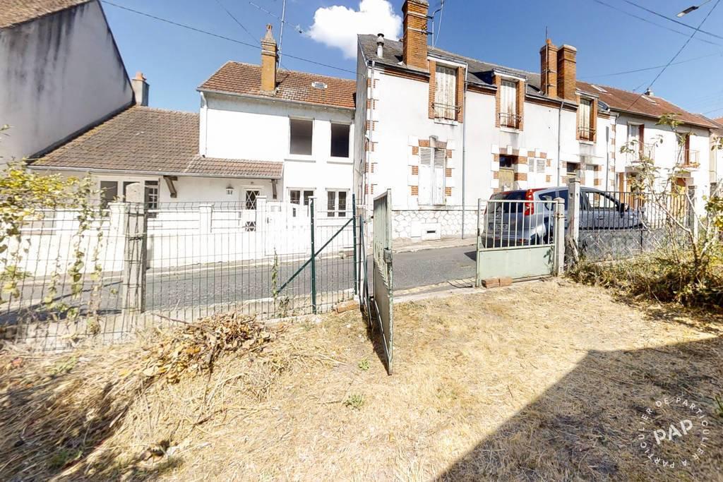 Vente Maison Gien (45500) 79m² 80.000€