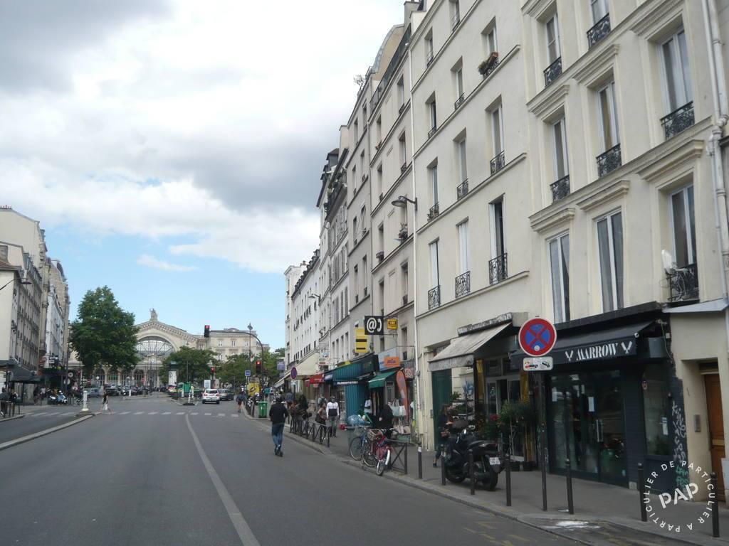 Vente Appartement Paris 10E 16m² 165.000€