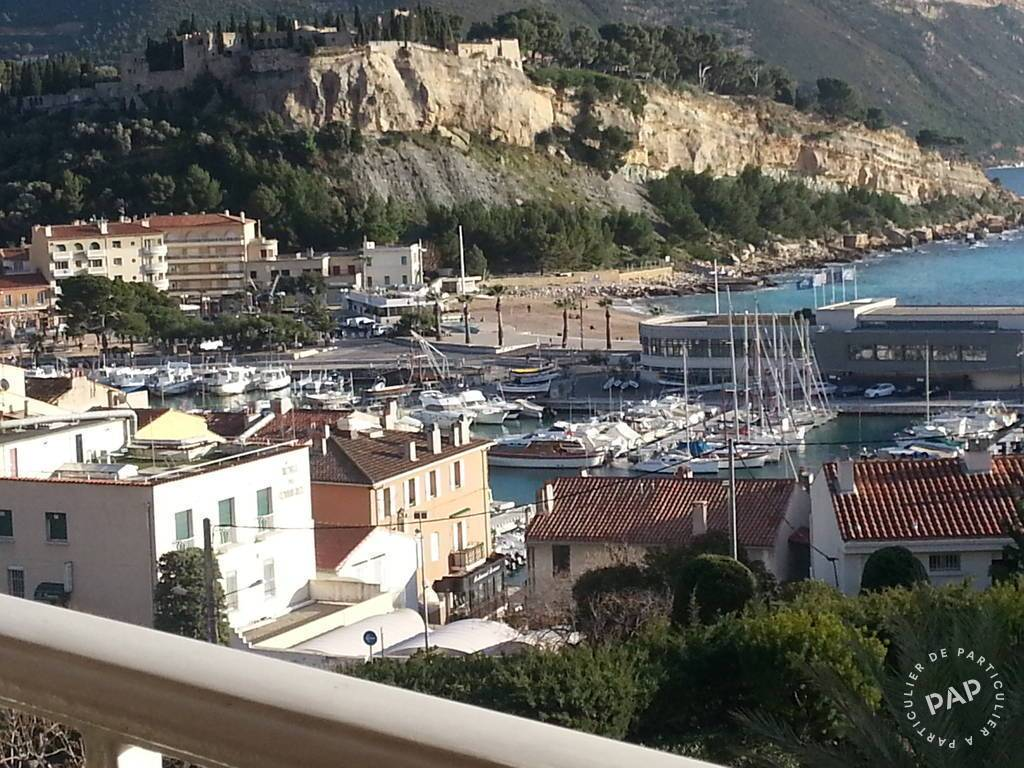 Location Appartement Cassis 50m² 1.060€