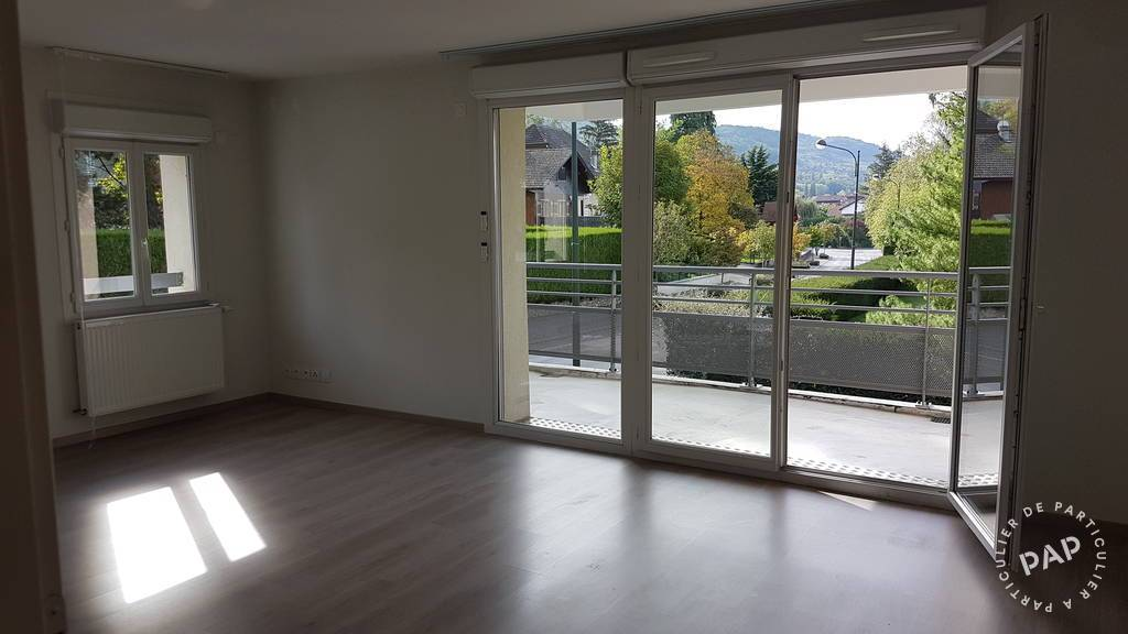 Location Appartement Saint-Cergues (74140) 71m² 1.300€