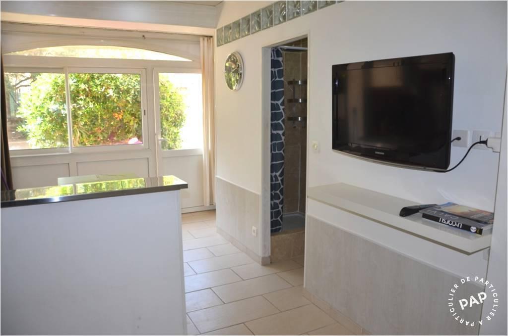 Vente appartement studio Calvi (20260)