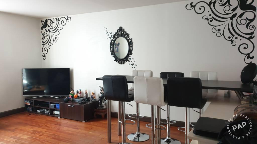 Vente appartement 3 pièces Gargenville (78440)