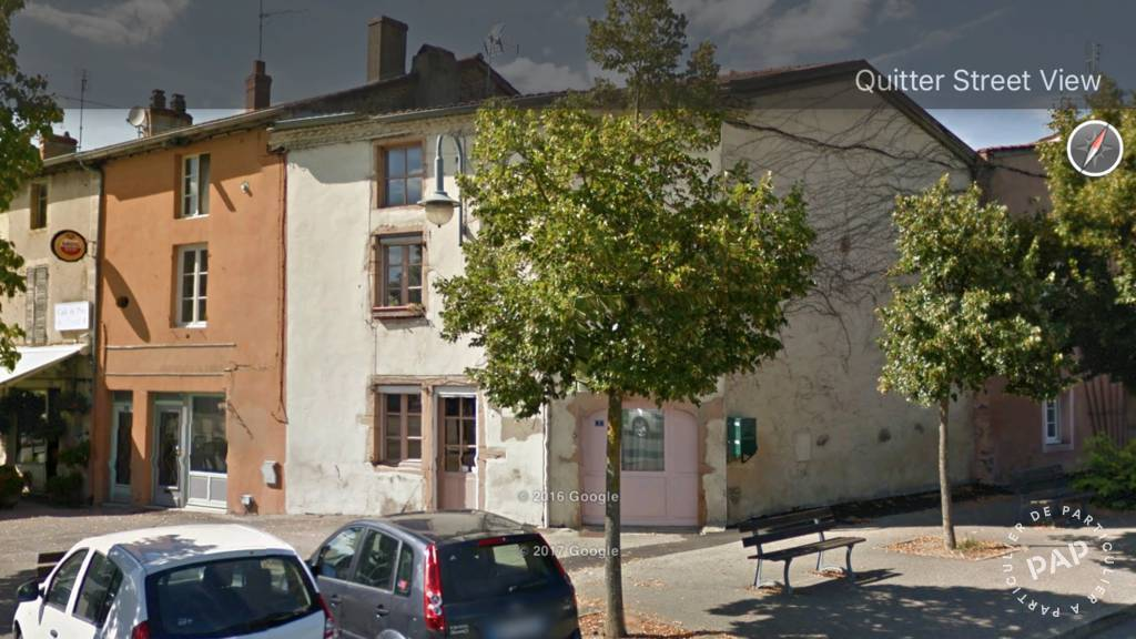 Vente et location Local commercial Cluny (71250) 106m² 950€