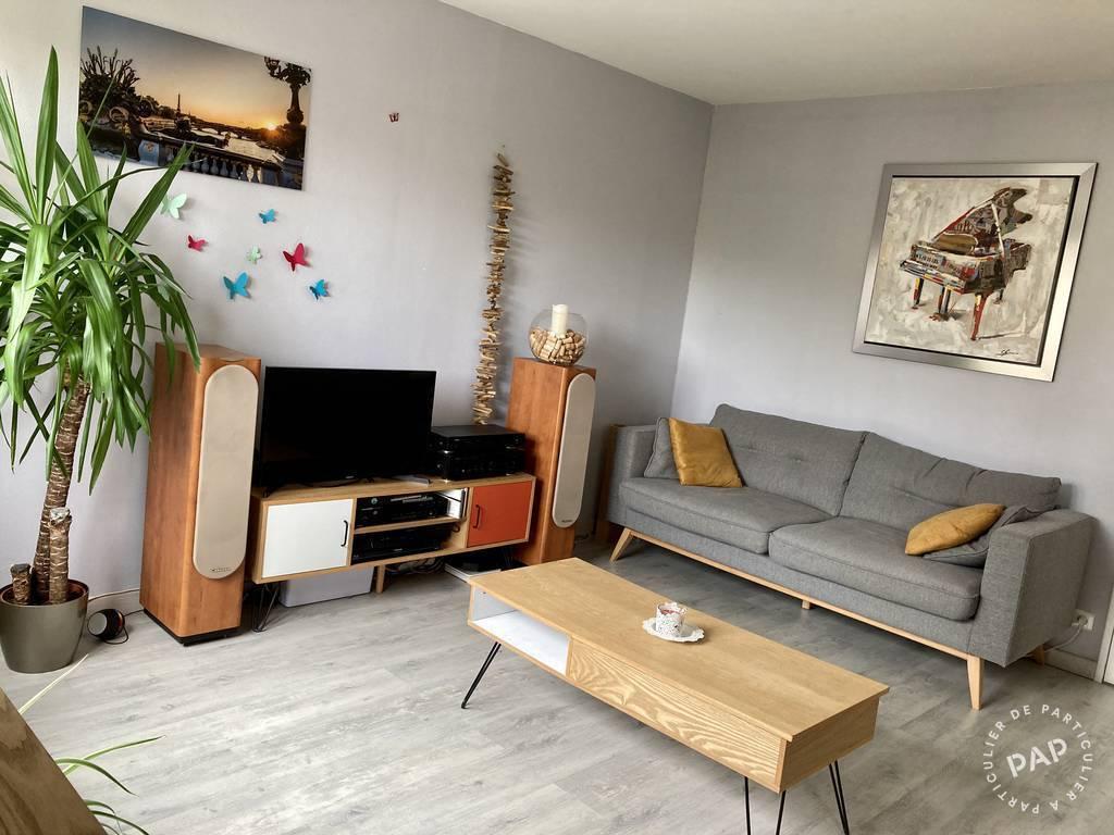 Vente appartement 3 pièces Sannois (95110)
