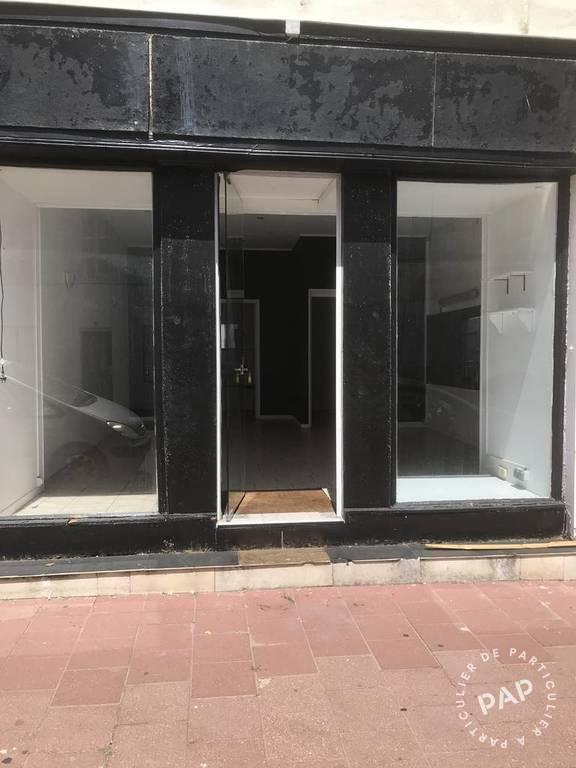 Vente et location Local commercial Rochefort (17300) 50m² 350€