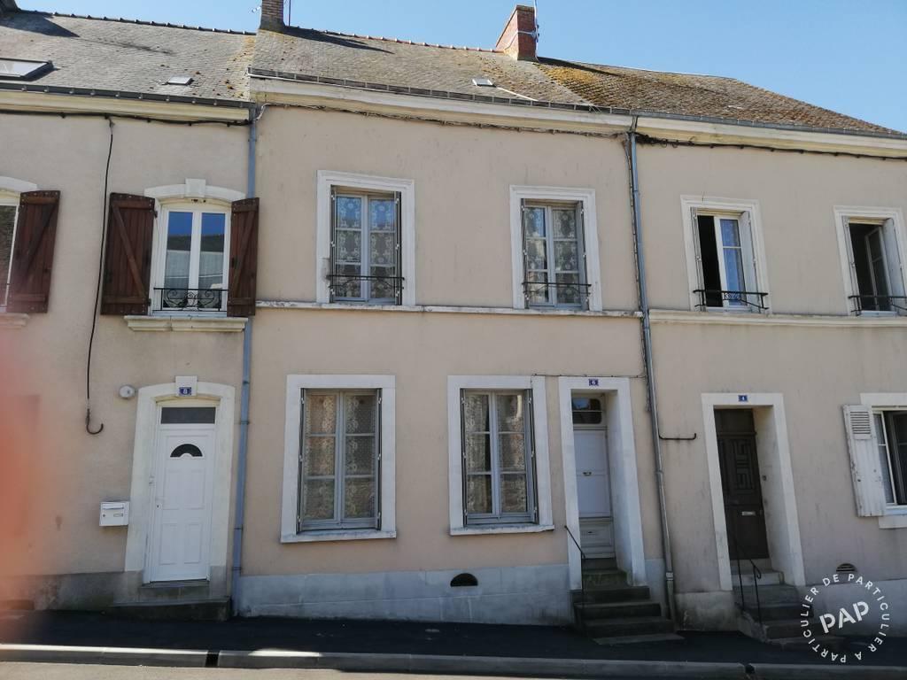 Location maison 5 pièces Saint-Denis-d'Orques (72350)