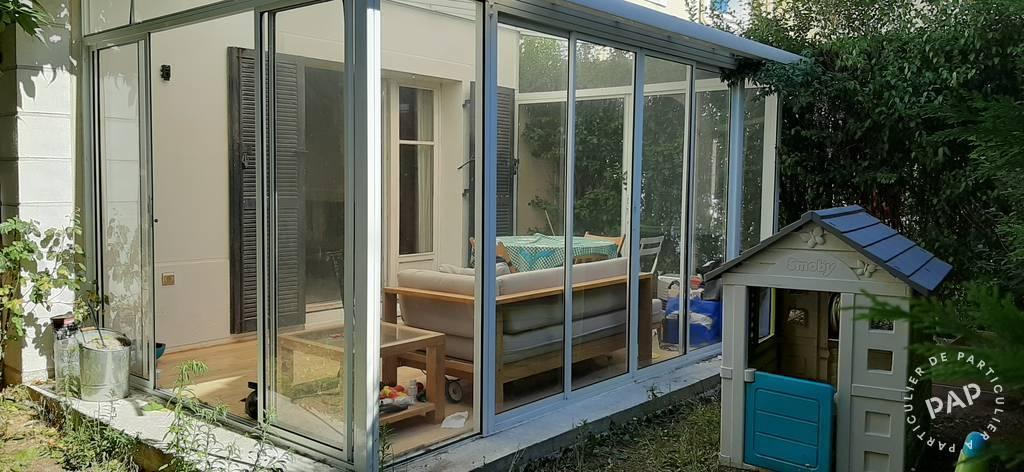 Vente Maison Avec Véranda Et Jardin - Carrières-Sous-Poissy (78955) 80m² 335.000€