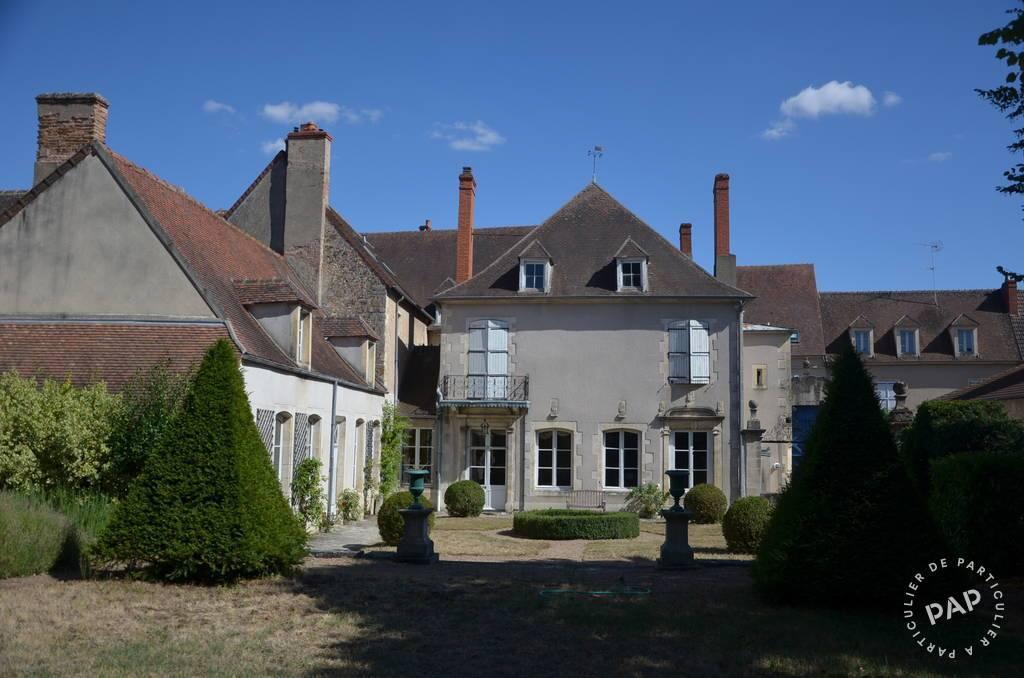 Vente Maison Saint-Amand-Montrond (18200) 400m² 450.000€